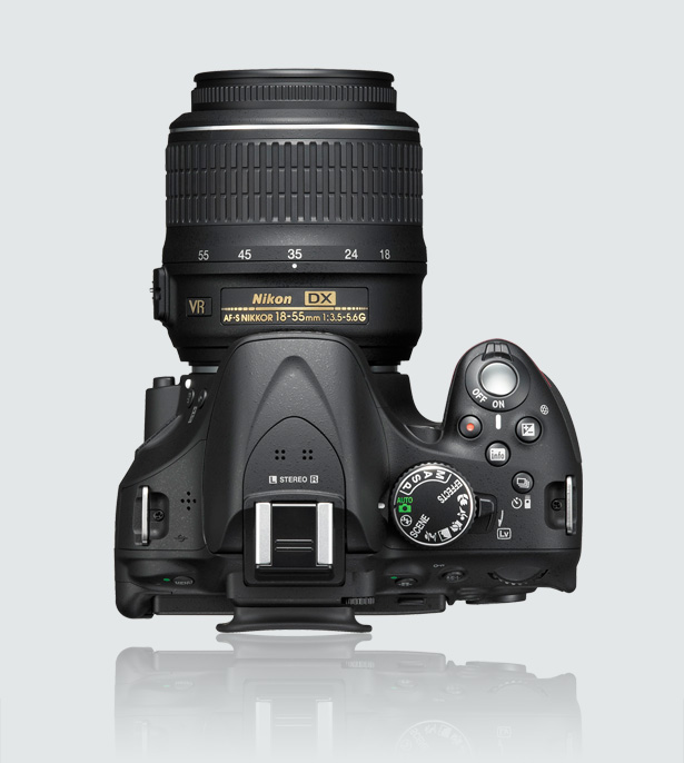 Nikon D5200 – 24,1MP, vari-angle screen and 39 points autofocus